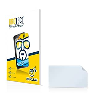 BROTECT® HD-Clear Protector de Pantalla compatible para Acer Aspire Timeline 4810T Special Edition