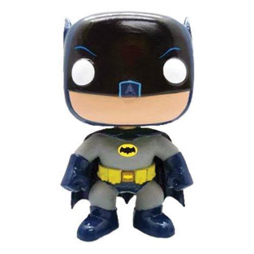 """Funko Pop Heroes: Batman 1966 Vinyl Action Figure 3116 Collectible Toy, 3.75"""""""