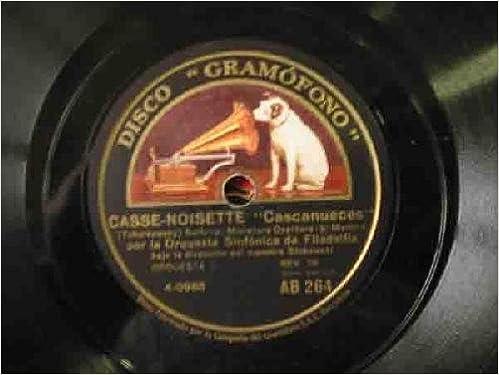 Antiguos discos pizarra - Old slate - CASSE-NOISETTE ...