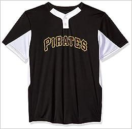promo code f3f72 771de Amazon.com : Youth XL Pittsburgh Pirates NEW MLB Color Block ...