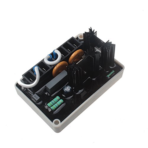 Friday Part AVR SE350 Automatic Voltage Regulator Control Module for Generator Genset With 1 Year Warranty