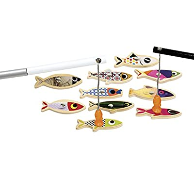 Janod Sardine Fishing Game: Baby