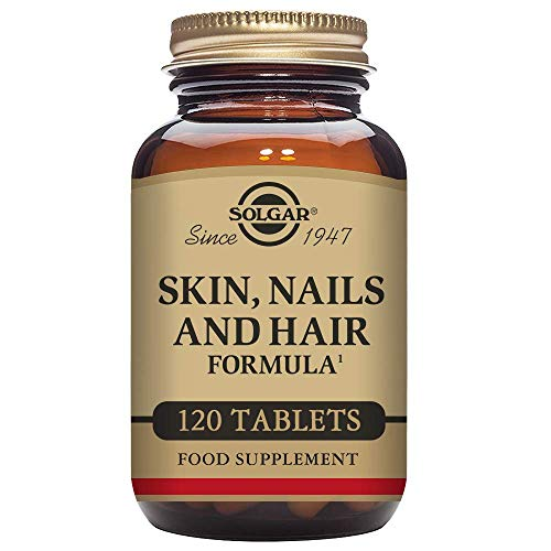 - Solgar - Skin, Nails and Hair, Advanced MSM Formula, 120 Tablets