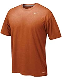 Lacrosse T-Shirt - Nike Legend Poly Top Amber XL Lacrosse...