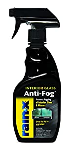 Rain X 630046 Interior Glass Anti Fog 12 Fl Oz Automotive