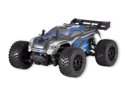 Redcat Racing SumoRC Electric Truggy, Blue/Black, 1/24 Scale