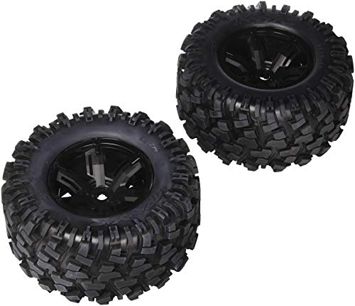 Traxxas 7772X Pre-Assembled X-Maxx Wheels & Tires (8S-Rated) for sale  Delivered anywhere in USA