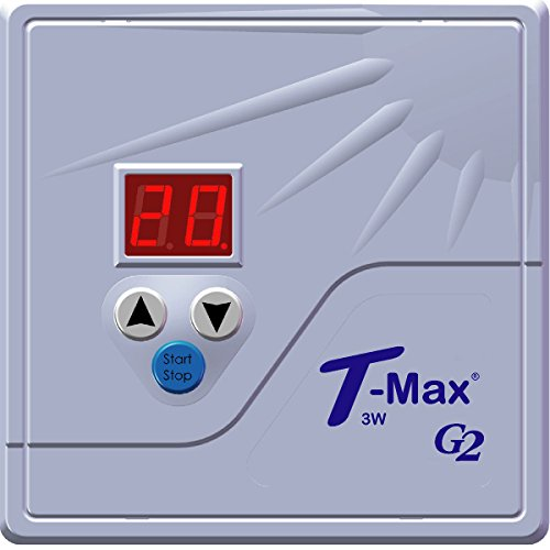 TMax 3W G2 (3A) Digital Tanning Bed Timer - 12 Min (Tanning Bed Timer)
