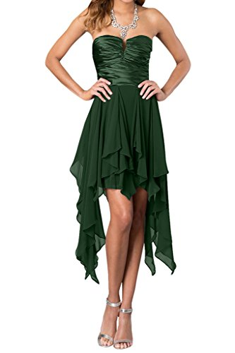 Ivydressing -  Vestito  - linea ad a - Donna Dunkelgruen 44