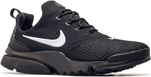 Uomo Basse black Presto Nike Nero 012 Ginnastica Da Scarpe Se Fly white OwqH0p