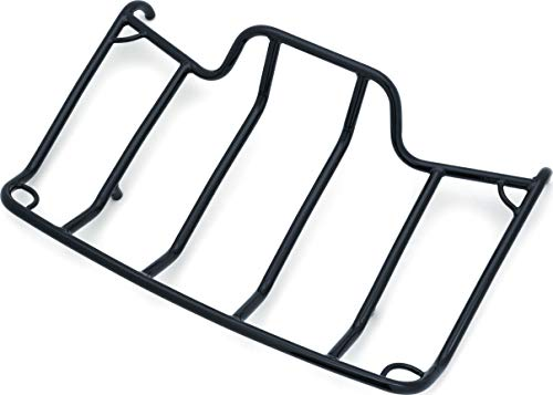- Kuryakyn 7137 Motorcycle Accessory: Trunk Luggage/Storage Rack with Corner Tie Down Points for 1980-2019 Harley-Davidson Motorcycles with Tour-Pak, Gloss Black