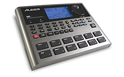 Alesis SR16 | Classic 24-bit Stereo Electronic Drum Machine with Dynamic Articulation from Alesis