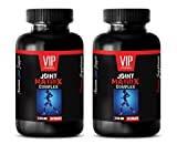 Bone supplements for woman - JOINT MATRIX COMPLEX - glucosamine tablets for women - 2 Bottles 180 Tablets