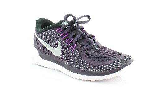 Nike Free 5.0 Flash Femmes Athlétique Nbl Violet / Refléter Argent-vif  Violet