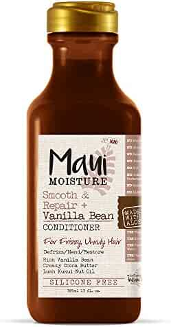 Maui Moisture Smooth & Repair + Vanilla Bean Conditioner, 13 Ounce