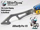 BBbarfly Pro V3 - Light Blue/Yellow