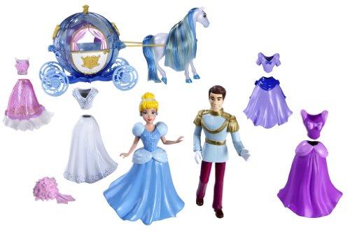 Mattel Disney Princess Favorite Moments Cinderella Deluxe Gift Set