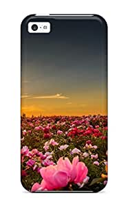 Chris Camp Bender's Shop 3506042K59624524 Snap-on Flower Case Cover Skin Compatible With Iphone 5c