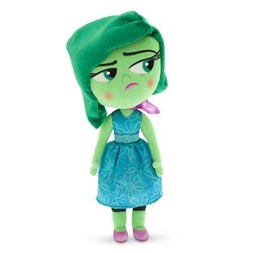 Todo en alta calidad y bajo precio. Disgust Plush - Disneyâ¢Pixar Inside Out - - - Small - 11'' by Pixar  Centro comercial profesional integrado en línea.