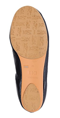 BLOCH BG444-BLK Kids Ballerines Noir