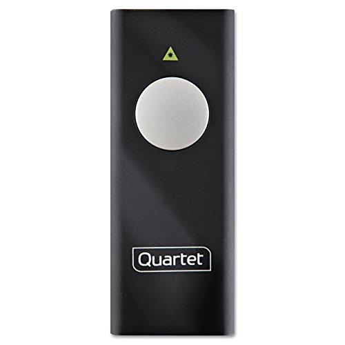 Quartet Slimline Laser Pointer, Black (84501)