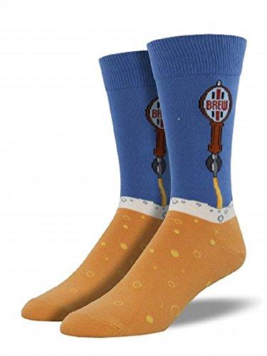 [Socksmith Mens Novelty Crew Socks