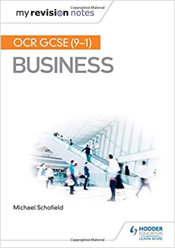 My Revision Notes: OCR GCSE (9-1) Business: Amazon co uk