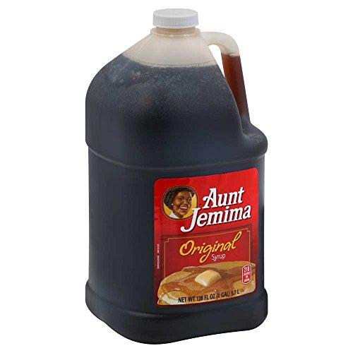 Aunt Jemima Syrup Regular, 1 Gallon -- 4 Case by Aunt Jemima (Image #2)