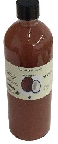 Coconut Emulsion 16 oz OliveNation