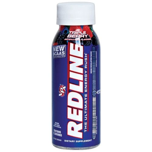 9 Pack - Redline Triple Berry - 8oz.