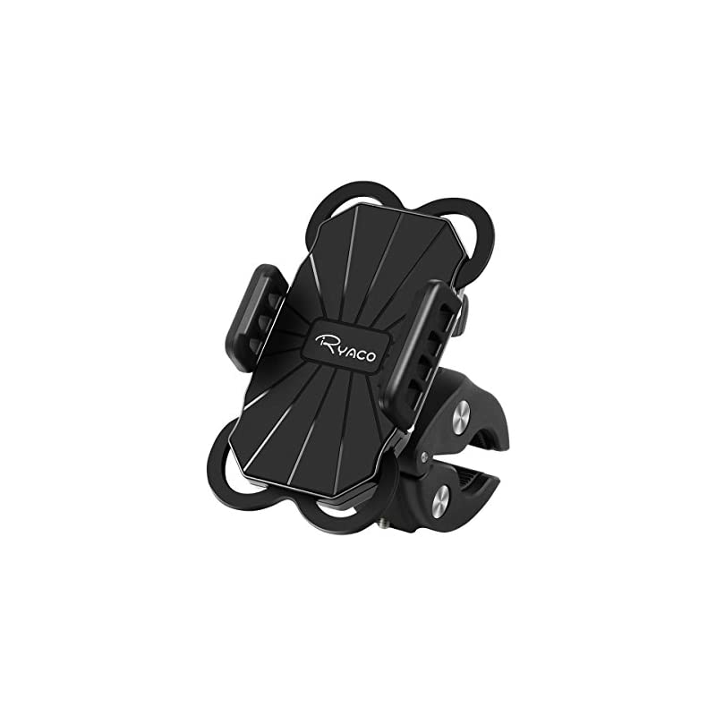 Ryaco Motorcycle & Bike Phone Mount, Uni
