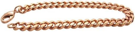 Copper Bracelet CB651G Available lengths