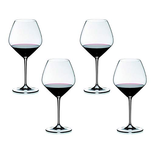 (Riedel Vinum Extreme Pinot Noir Glasses, Set of 4)