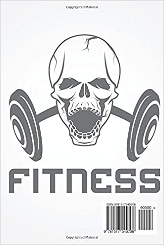 80 off my workout journal gym fitness logo gray 6 x 9 50 daily