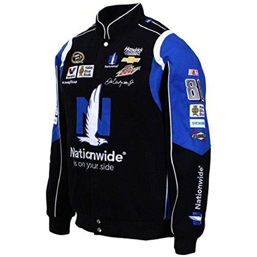 Dale Earnhardt Jr. Nationwide Nascar Jacket Small