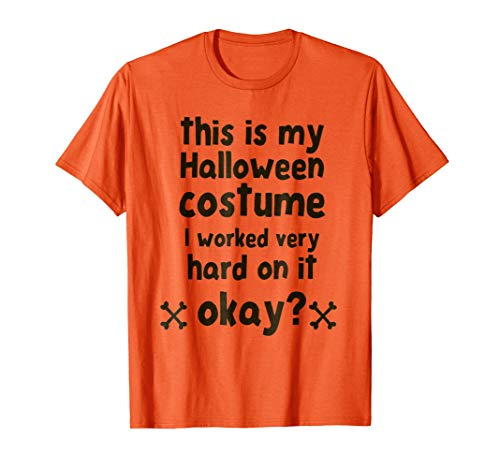 This is my Halloween costume - Funny