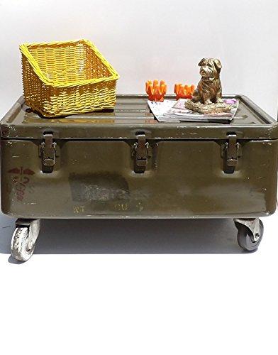 military-trunk-coffee-table-foot-locker-on-wheels