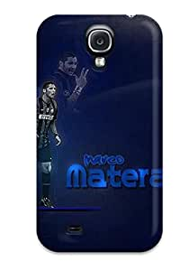 Ideal Mary Medrano Case Cover For Galaxy S4(marco Materazzi), Protective Stylish Case