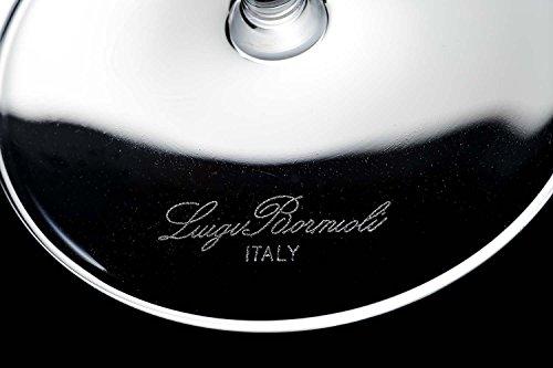 Luigi Bormioli Bach Martini Glasses, 8.75 oz, Set of 4 by Luigi Bormioli (Image #5)
