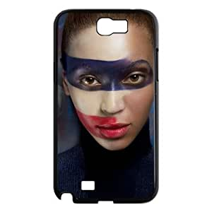 Custom Beyonce Hard Back Cover Case for Samsung Galaxy Note 2 NT172 by ruishername