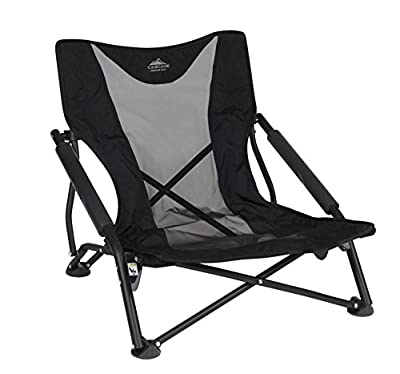 Folding Tripod Stool ,Foldable Tripod Camp Chair for Camping, Fishing, Travel, Parks, Photography, Outdoor Concerts, Socer Games, Sports Events, Gardening,Hiking