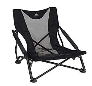 Outdoor Chair - Cascade Mountain Tech Lightweight, Compact and Durable Low Profile Chair …