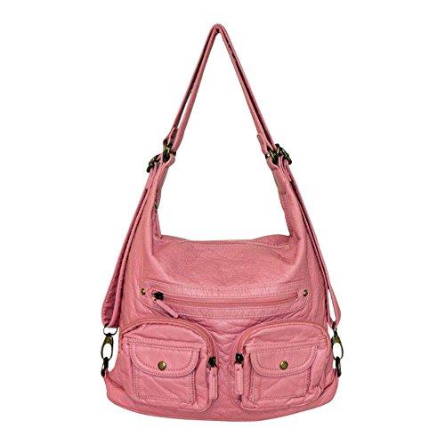 convertible-purse-both-backpack-and-shoulder-bag-in-soft-vegan-leather-rose-pink