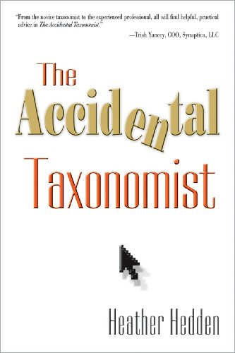 The Accidental Taxonomist (The Accidental Library Series) Pdf