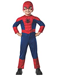 Rubies Costume Marvel Universe Ultimate Spider-Man, Toddler