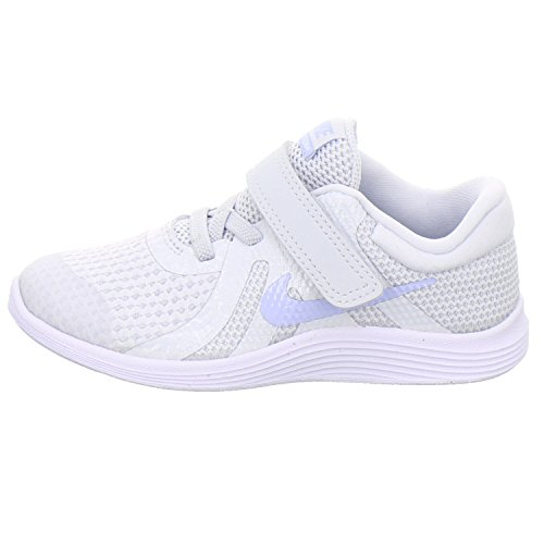 Royal Mixte Unique Sneakers Platinum Gris Pure 005 Kleinkinder Enfant Basses Rot Sneaker Taille Nike Revolution 4 q6FxYH