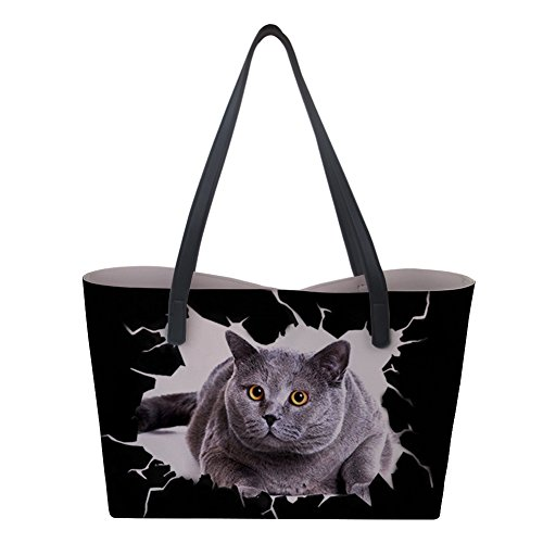 Cabas Nopersonality femme pour 4 Cat Large xvdq71wY4