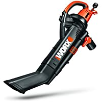 Worx WG509 TRIVAC 12 Amp 3-In-1 Electric...