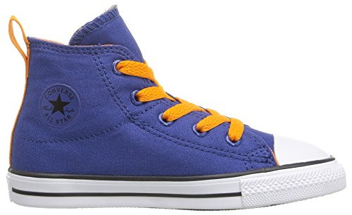 Baskets Ctas orange weiß Mode Adulte Orange white Blau Blue Converse Hi roadtrip vivid Core Mixte qfgxAt