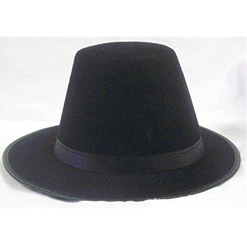Girl Pilgrim Hat (PILGRIM HAT COSTUME pilgrim hat costume pilgrim hat for kids pilgrim hat adult(One Size Fits Most', PILGRIM HAT))